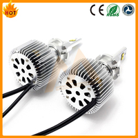 Best-selling Product high power 5000k 25w 2500LM bi xenon led headlights for vw golf vii