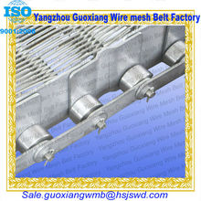 high quality chain link electric annealing furnace belt