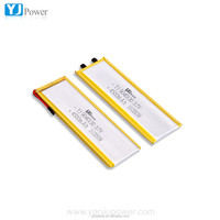 lipo polymer li-ion rechargeable battery 3.7V 4500mah for Mobile power, medical equipment, electric vehicles, LED lights, etc.