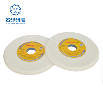 taper corundum abrasive stone and ceramic grinding wheel for power tools