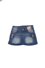 C0019 Kids Fashion Clothing Jeans Girl Denim Shorts