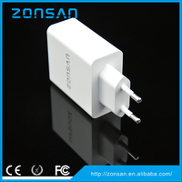 china supplier mobile phone accessories 4 Port 5 Port Multi-Port Compact Size USB Charger