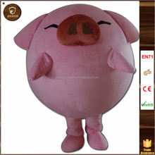 Latest Fashion Best Selling Pig cosplay sex apparel mascot costume