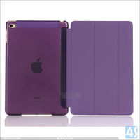 Hot selling for iPad mini 4 covers smart case