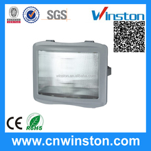 IP65 Industrial type Waterproof Anti Glare Floodlight Used for Factory Railway Station Workshop