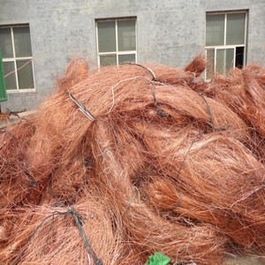 100% Copper Scrap, Copper Wire Scrap, Mill-berry Copper 99.999% 2018 From Factory
