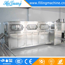 ISO9001 approval automatic complete 19liter 3 5gallon water filling production line