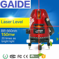 BR 660nm 150mw china best vertical auto laser level price OEM