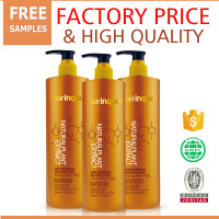 New arrival high quality sulfate free shampoo with natural extract ingredient argan oil and macadamia oil products list