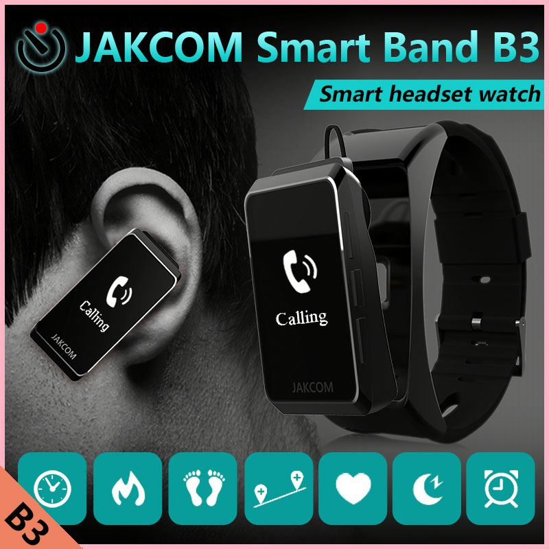 Jakcom B3 Smart Watch 2017 New Product Of Earphones & Headphones Hot Sale With Led Light Earphones New Inventions Xir P8660