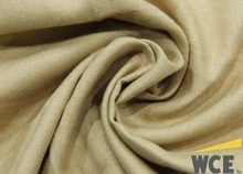 9*9 100% Linen plain dyed fabric with continue dyeing for shirt &fashion garments