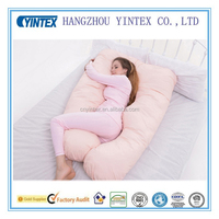 U-shaped Maternity Breasting Fedding Pregnancy Total Body Pillow