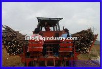 ridge type cassava planting machine