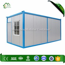 Most Popular Cheap Prefabricated Aluminum Glass House