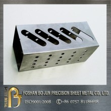 custom stainless steel case for industry small machinery use