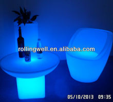 Multi Color Changing Welcome Table Light