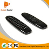 2015 New Arrival 2.4g mini fly air gyro mouse wireless keyboard