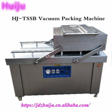 Continuous drawing vacuum food sealer /vacuum packing machine