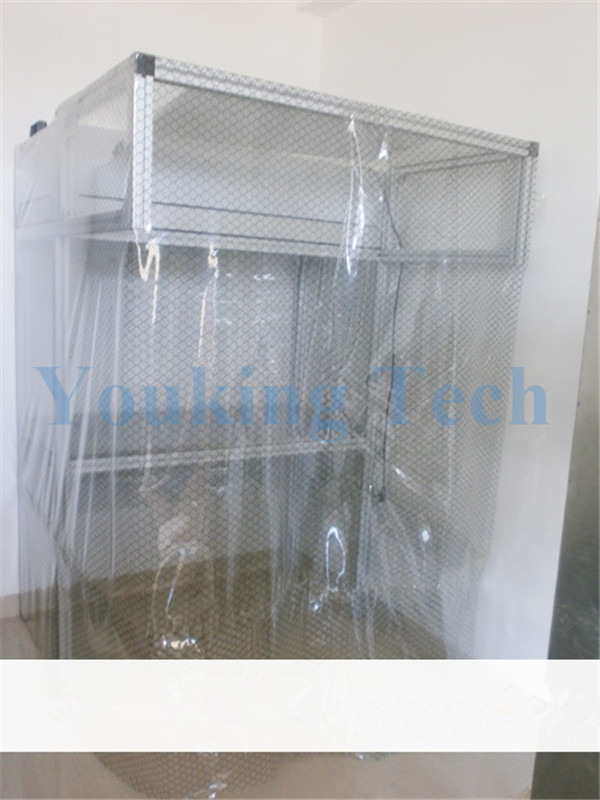 Clean Room Hepa Fan Filter Unit Free Anti Dust Clean Room