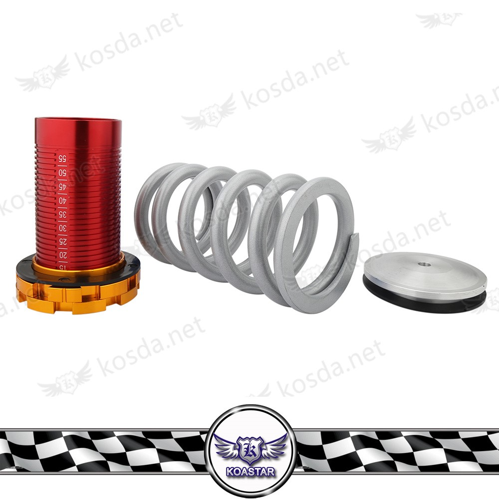 EF EG EK SI Adjustable Coilover Suspension Kit