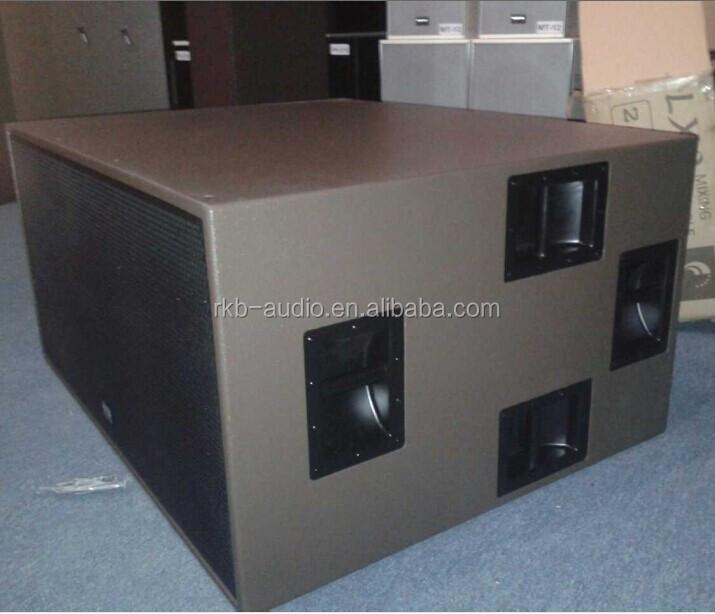 la 218 dual 18 subwoofer speaker box pro subwoofer speaker buy subwoofer speaker pro. Black Bedroom Furniture Sets. Home Design Ideas