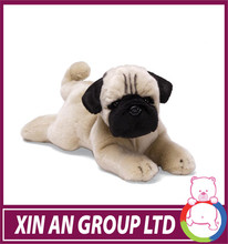 ICTI and Sedex audit new design EN71 big eyes dog plush animated toy