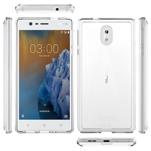 Hot Selling Europe Marketing Mobile Phone Case For Nokia 3 Clear TPU Cover