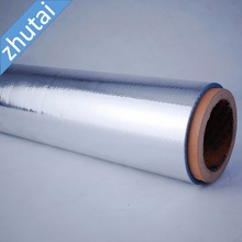 cold and heat resistant material pet metal roof insulation metalized film micron cheap