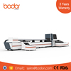 Jinan Bodor cnc channel groove steel square round tube pipe laser cutting machine