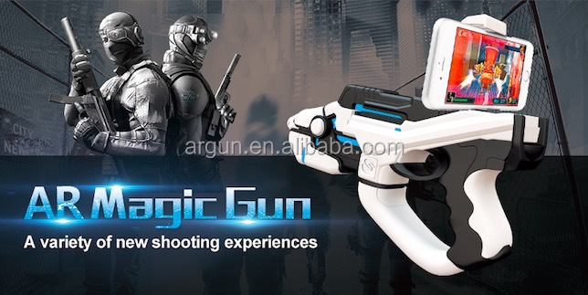 Newest Augmented Reality 3D Ar Game Player Ar Gun