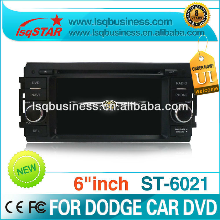Car stereo/bluetooth drive/IPOD/GPS navigation/auto radio for CHRYSLER BERING/DODGE NITRO,ST-6021
