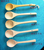 high quality wooden bucket and spoon for sauna room