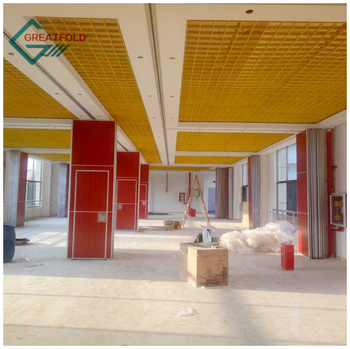 Factory Directly Room Divider Buddha Singapore Partition Wall for Exhibition Hall