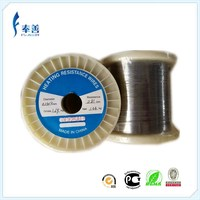 low resistance of a wire copper nickel titanium alloy wire
