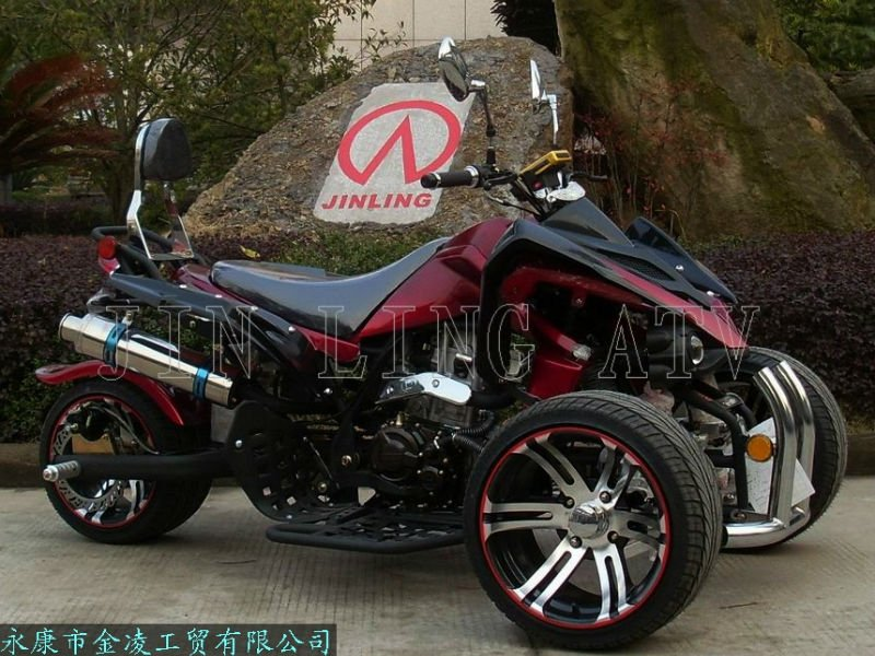ATV 250CC EEC QUAD BIKE 3 Wheel Viper atv dealers.