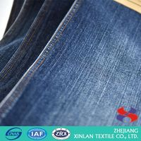 Modern style unique design stocklot cotton denim fabric with good prices