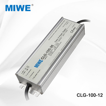 China supplier constant current led led power supply 100W 12V 5A CLG-100-12