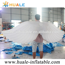 Creative LED inflatable decoration angel wings for stage decoration