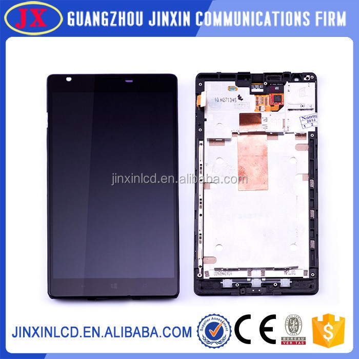 [Jinxin] alibaba golden supplier lcd display touch screen digitizer for nokia lumia 1020