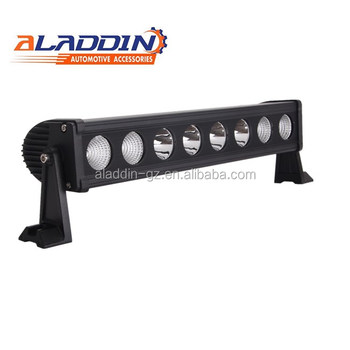 2018 80w aluminum housing led light bar ,12v rally led driving bar with IP67 CE ROHS