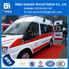 Ambulance car, Medical ambulance car FORD Transit Emergency Ambulance for sale
