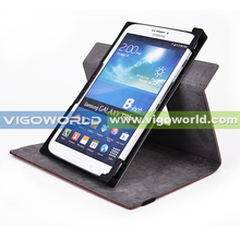 "Vigoworld Unique 8"" Orbitix collection molded leather case cover for LG G Pad 8.0"