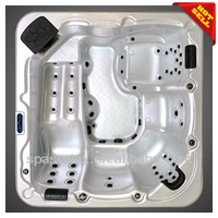 2013(A512) Promotional Jacuzzy outdoor whirlpools spa Jacuzzy prices