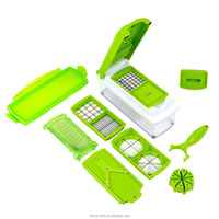 Hot Selling MUltifunctional Vegetable & Fruit Tools Slicer/Chopper/Cutter