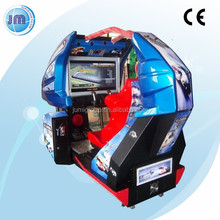 "32"" Capsule Style Cannonball Run Video Arcade Game Simulator"