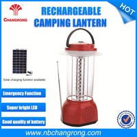 lantern with radio High Power Rechargeable Led Camping Lantern
