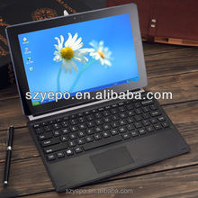 10 inch windows tablet with keyboard case