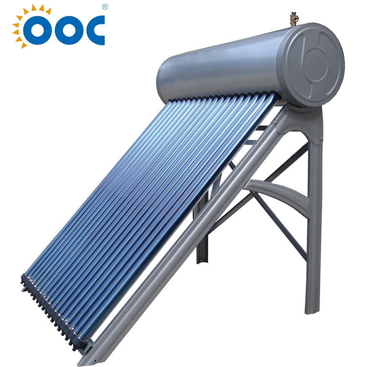 Normal Colored Steel Integrated Pressurized Solar Water Heater