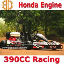 new 400cc cheap racing go karting for sale 4 wheel adult pedal car with honda engine(MC-495)