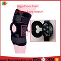 XZL-022D Hinged Knee Brace with Cross Straps